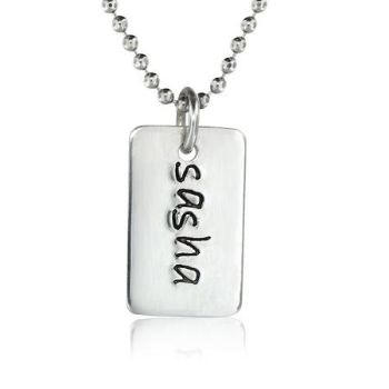 Picture for category Posh Mommy Mini Dog Tag Pendants