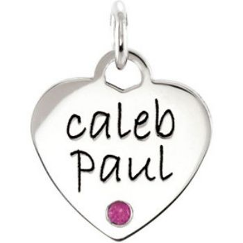 Picture for category Posh Mommy Heart Pendants