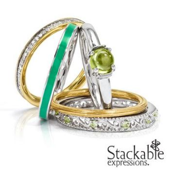 Picture for category Natural Stone Sterling Silver Rings