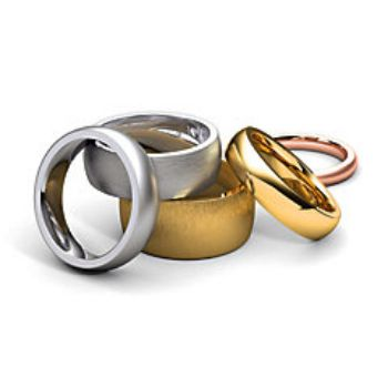 Picture for category Classic Gold Wedding Bands