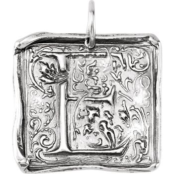 Picture of Initial E Vintage Pendant