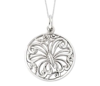 Picture of Miracles, Silver Pendant