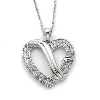 Picture of Forever Grateful, Silver Pendant