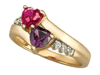 Picture for category Silver or Gold Couples Rings