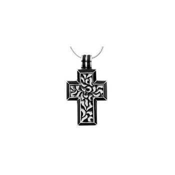 Picture of Sterling Silver Cross of Faith™ Necklace