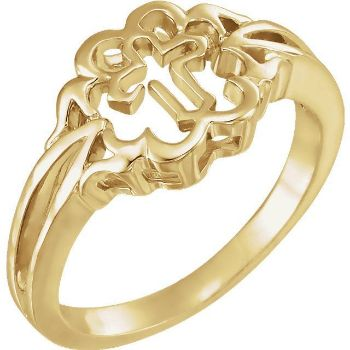 Picture of 14K Gold Chastity Rings®