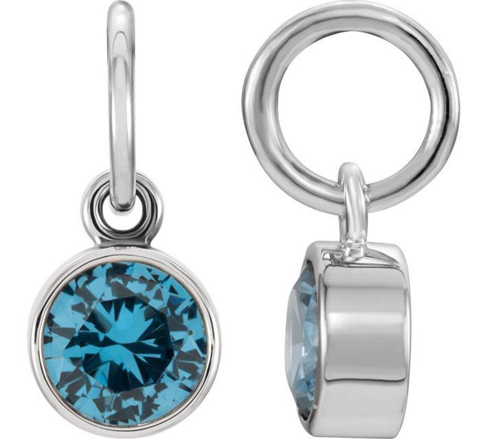 Picture of Posh Birthstone Charms