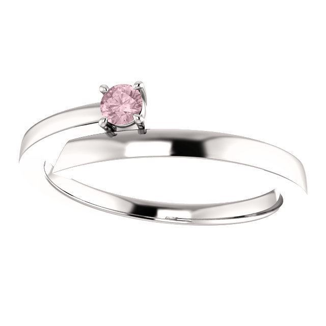 Picture of Sterling Silver 1 to 3 Stones/Names Engravable Mother Ring