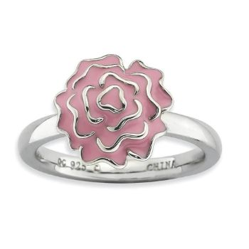 Picture of Silver Ring Carnation January