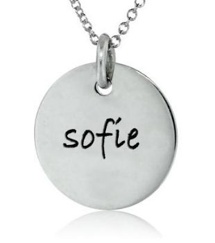 Picture for category Posh Mommy Disc Pendants