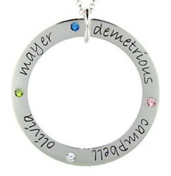 Picture for category Posh Mommy FOREVER Loop Pendants