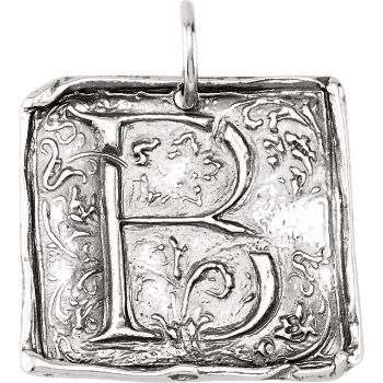 Picture of Initial B Vintage Pendant