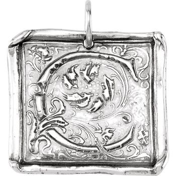 Picture of Initial C Vintage Pendant