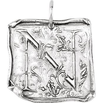 Picture of Initial N Vintage Pendant