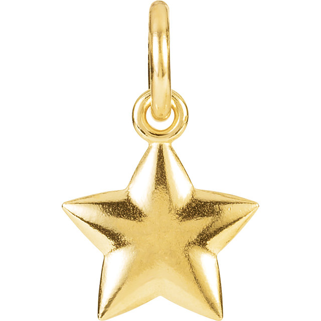 Picture of Posh Mommy Star Charm