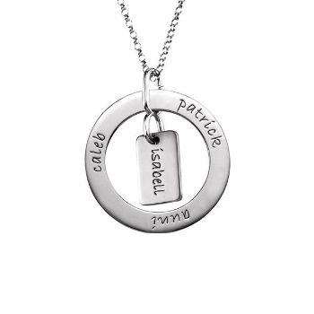 Picture of Posh Mommy Loop & Mini Dog Tag