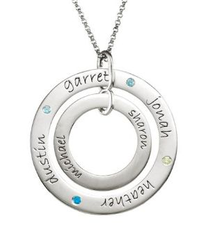 Picture of Posh Mommy FOREVER Loop & WEE Loop Birthstones