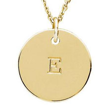 Picture of Small Disc Pendant