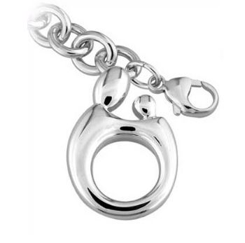 Picture for category Silver Toggle Bracelets Family Charms
