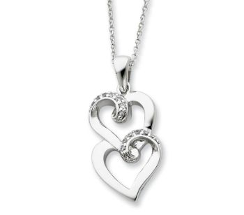 Picture of To My Sister Silver Necklace
