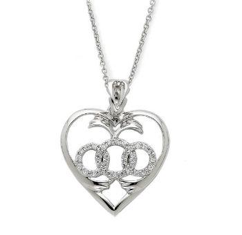 Picture of Silver Labor of Love Pendant