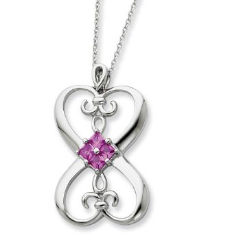 Picture of Silver Loyalty Pendant