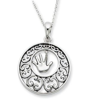 Picture of Silver Mother's Necklace, Children
