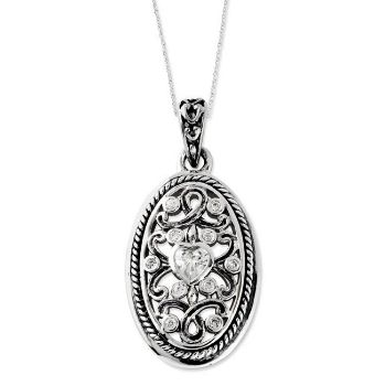 Picture of Silver Pendant, Because Of You