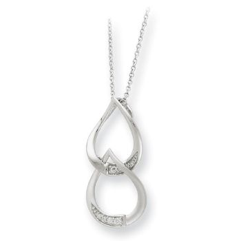 Picture of Tears to Share, Silver Pendant
