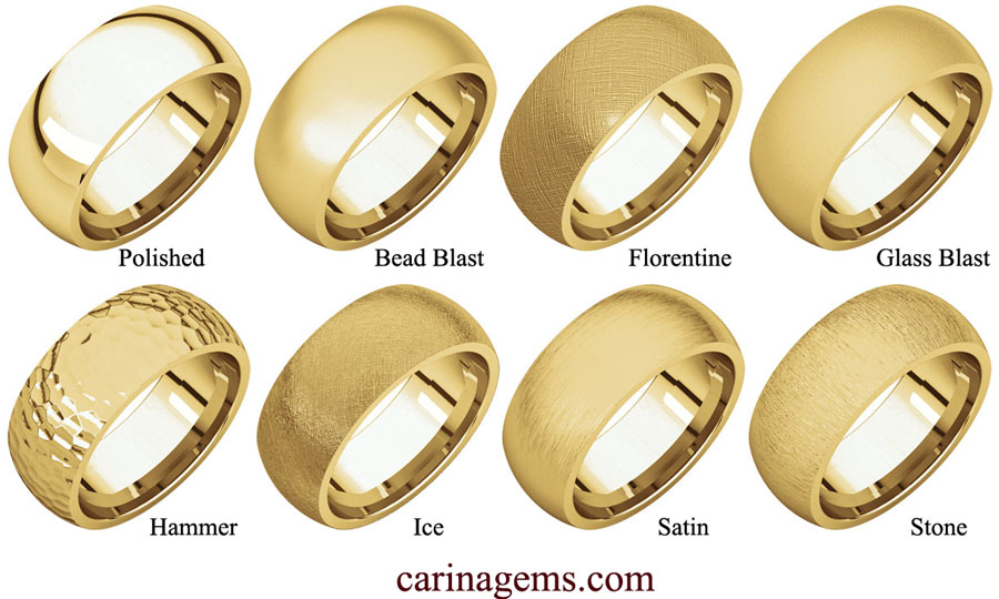 Picture of 14K Gold 6 mm Comfort Fit Wedding Band