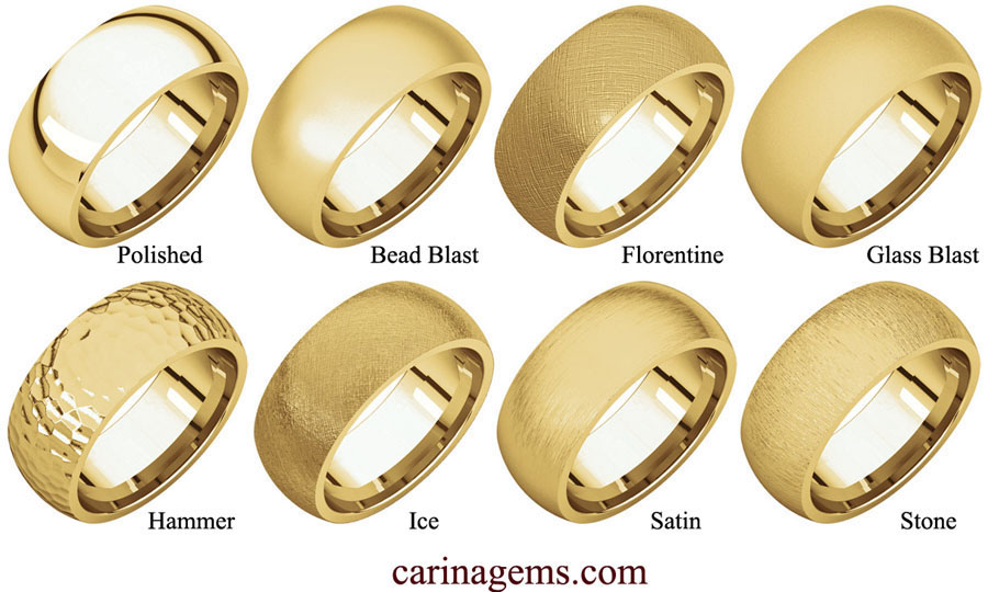 Picture of 14K Gold 4 mm Comfort Fit Heavy Wedding Band