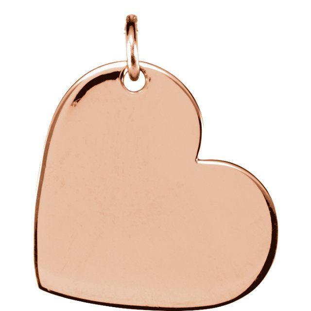 Picture of Be Posh Small Heart Pendant