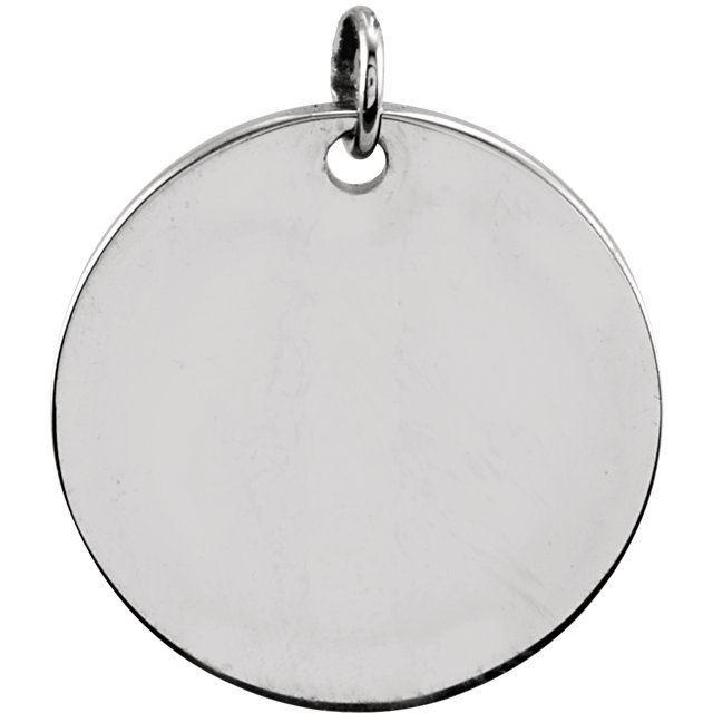 Picture of Be Posh Medium Disc Pendant