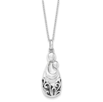 Picture of Mother's Pride And Joy Mother Child Necklace