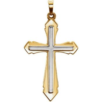 Picture of Hollow Cross Pendant