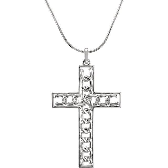 Picture of Freedom Cross Necklace