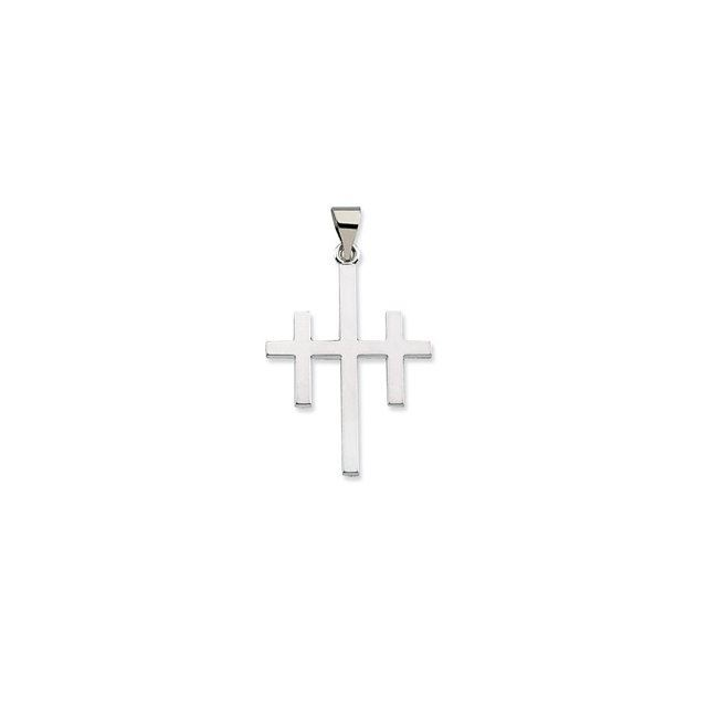Picture of 10K Gold Cross of Forgiveness® Pendant