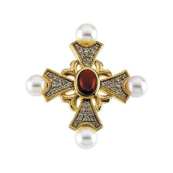 Picture of Fancy Cross Pendant