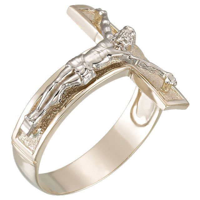 Picture of Men's Crucifix Ring