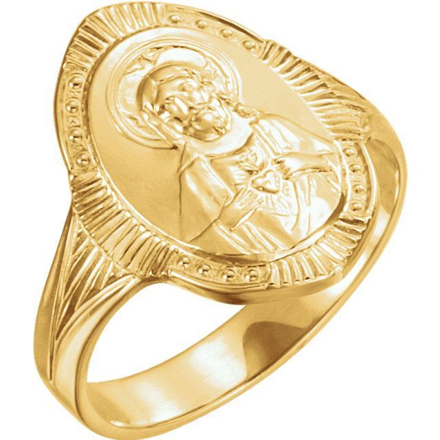 Picture of Sacred Heart of Jesus Ring