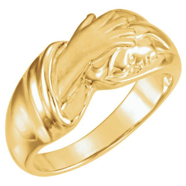 Picture of Hand of Christ Ring