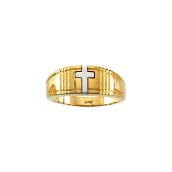 Picture of Cross Duo Ring