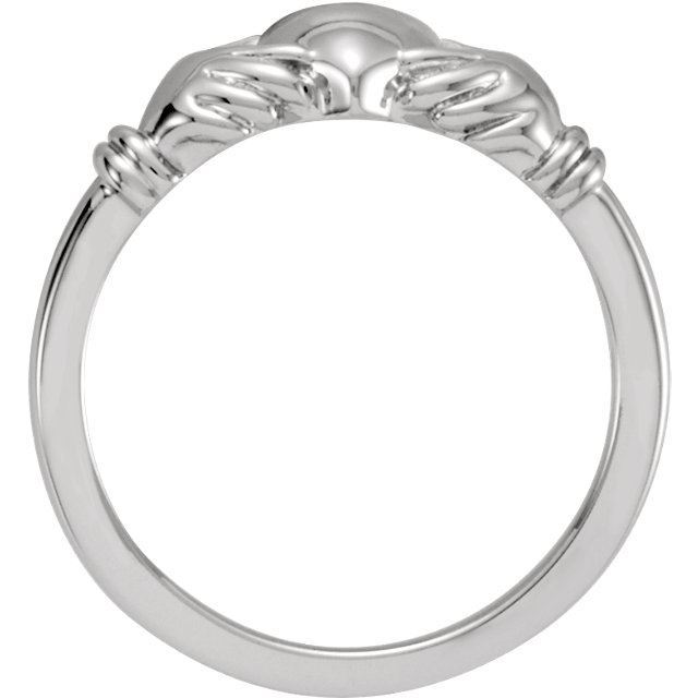 Picture of 14K Gold Youth Claddagh Ring