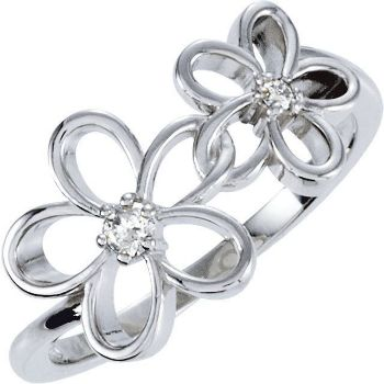 Picture of Floral-Inspired Ring