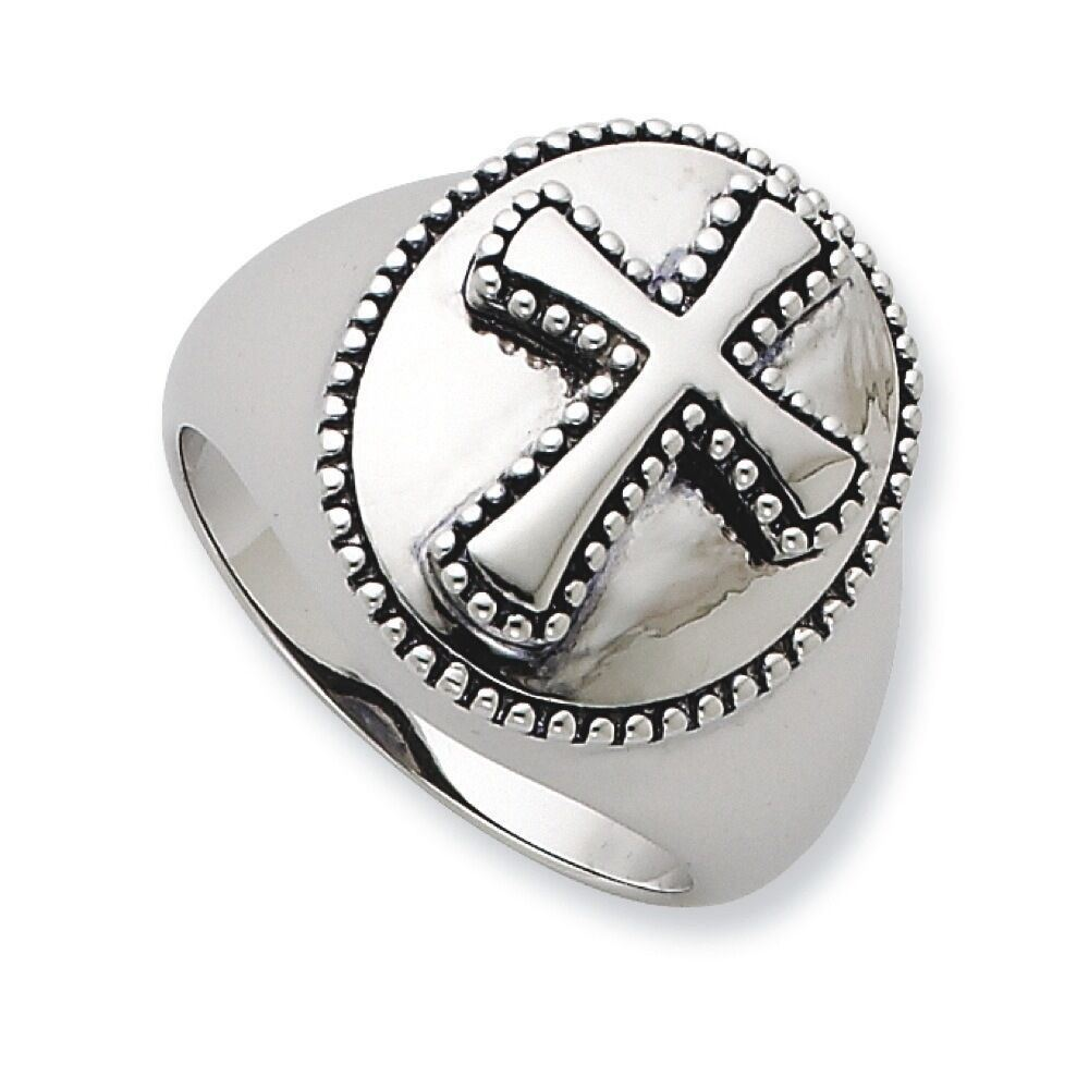 Picture of Boldness, Silver Ring For Men
