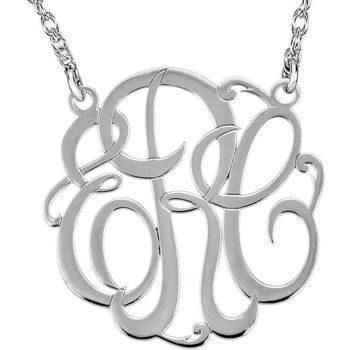 Picture for category Monogram Jewelry